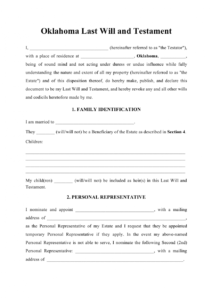 Professional Pennsylvania Living Will Template Word Sample