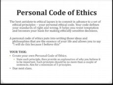 Costum Ethical Will Template Pdf Sample