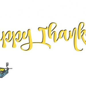 Costum We Will Be Closed For Thanksgiving Sign Template Pdf Example