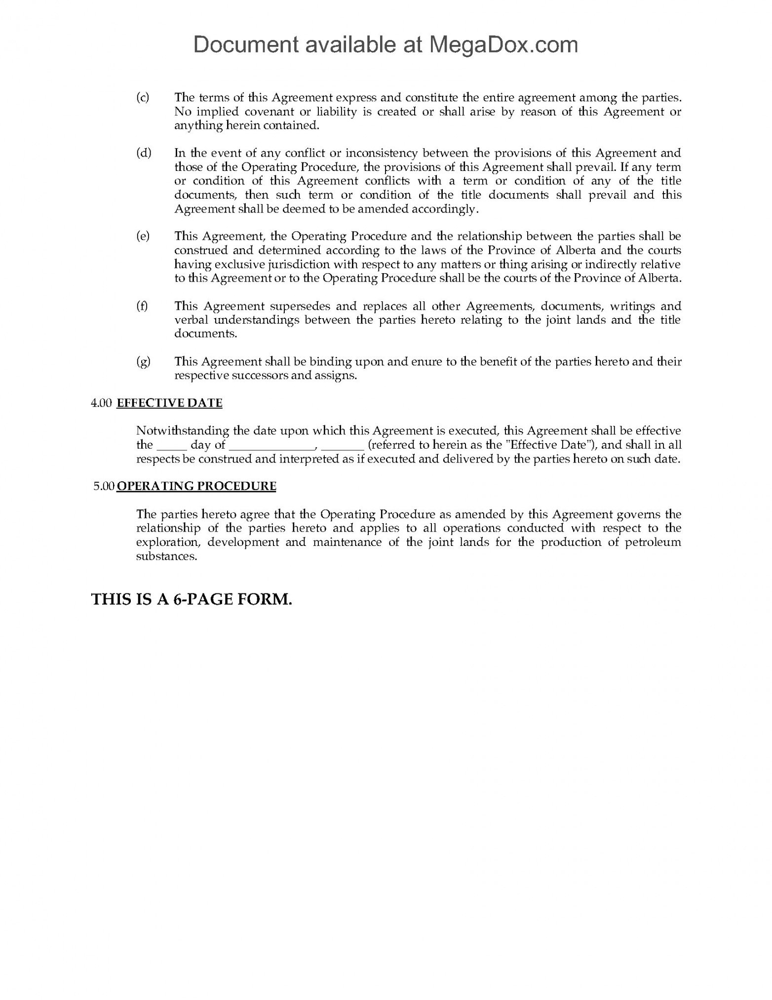 Missouri Joint Will Template Pdf Example