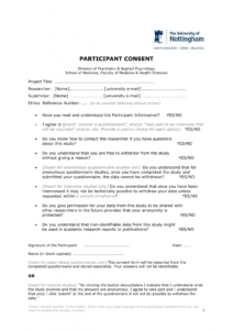 Printable Ethical Will Template Pdf