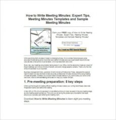 Printable Will Preparation Template  Example